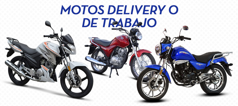 Motos delivery Panama